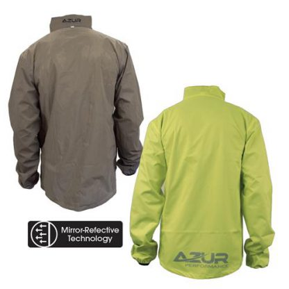 Azur Transverse Jacket Back