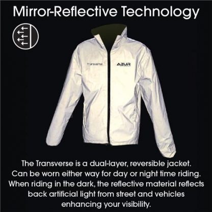 Azur Transverse Jacket Tech