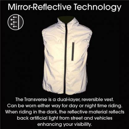 Azur Transverse Jacket Tech