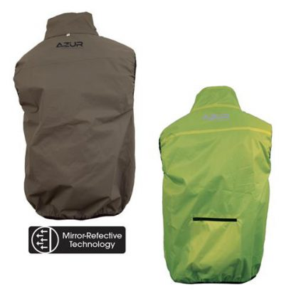 Azur Transverse Jacket Back