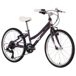 ByK E-450x8 8 Speed Girls Steel Purple Hero