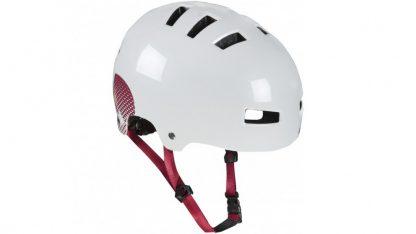 Limar 360 Skate Helmet White