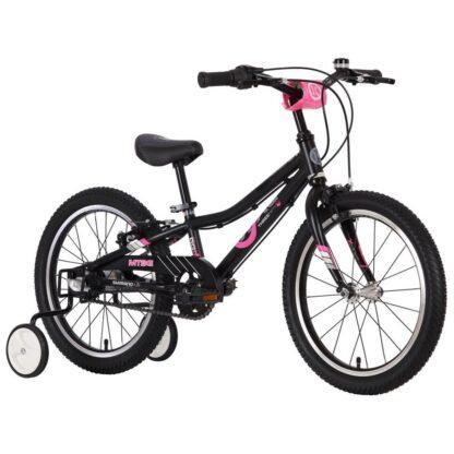 ByK e-350 mtb girls bike front