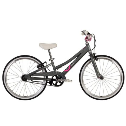 byk e-450 girls charcoal pink side