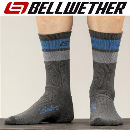 Bellwether Powerline Cycling Socks Ocean