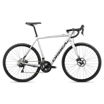 Orbea Gain D30 Road E-Bike White