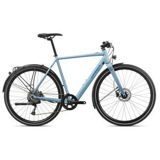 Orbea Gain F35 E-Bike Grey Blue