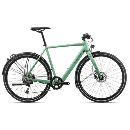Orbea Gain F35 E-Bike Green