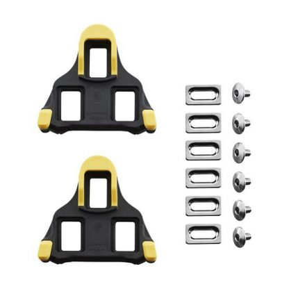 Shimano SPD SL Cleat Set SM-SH11 Yellow