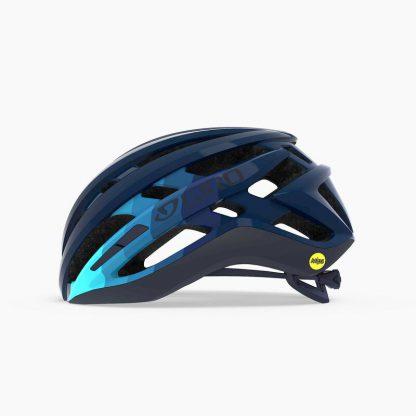 Giro Agilis Mips Road Helmet Blue Left