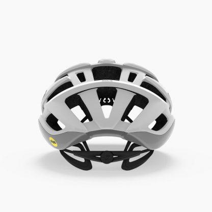 Giro Agilis Mips Road Helmet White Back