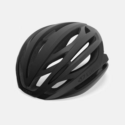 Giro Syntax Mips Road Helmet Matte Black Hero