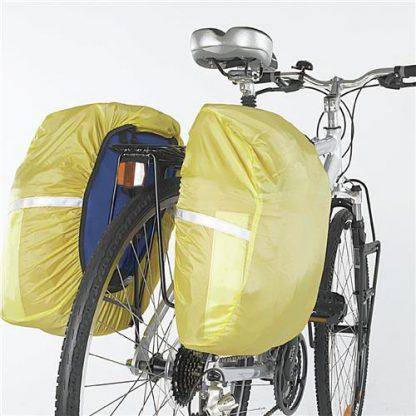 Azur Commuter Rear Pannier Bag Blue 4