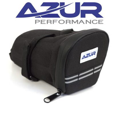 Azur Medium Saddle Bag Hero