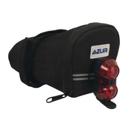 Azur Medium Saddle Bag 3