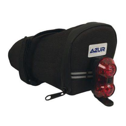 Azur Small Saddle Bag 3