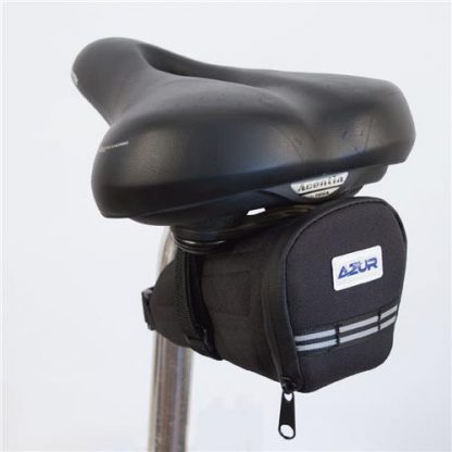 Azur Medium Saddle Bag 4