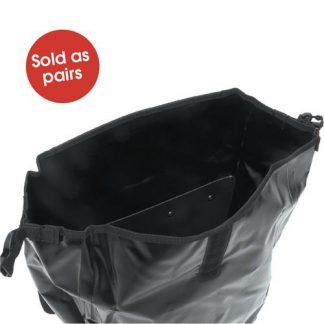 Azur Tarpaulin Pannier Bags 2