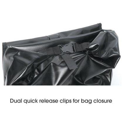 Azur Tarpaulin Pannier Bags 3