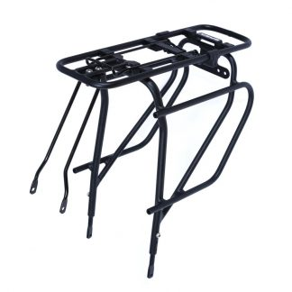 Basil Universal Cargo Carrier with MIK Rack Hero