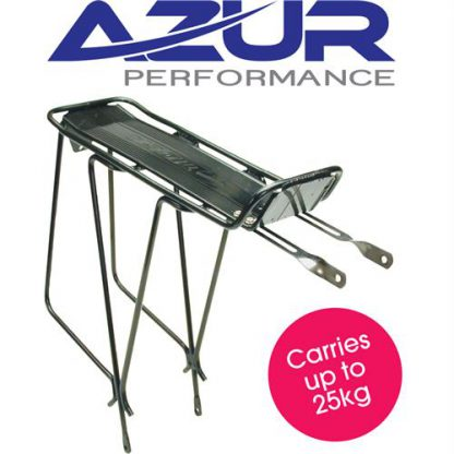 Azur Alloy Touring Carrier Rack Hero