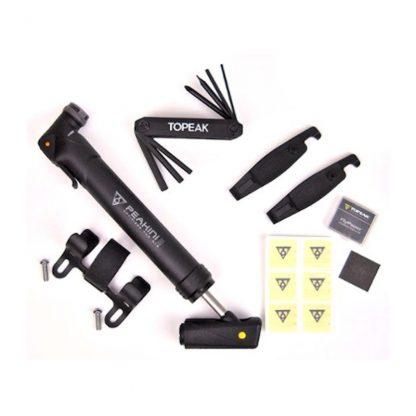Topeak Deluxe Accessory Kit Hero