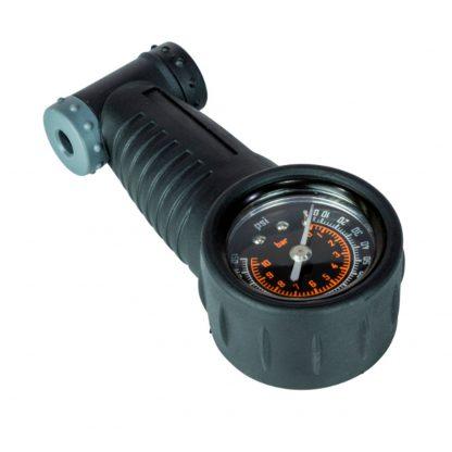 Zero Dual Head Tyre Pressure Gauge