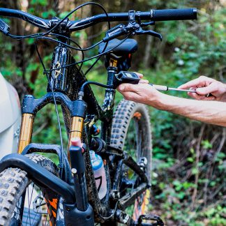 Blackburn Honest Digital Shock Pump 3