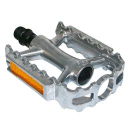 "Syncros Adult MTB 9/16"" Alloy Pedal Silver"