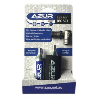 Azur Ezy Air Bike Air Cartridge Set 3