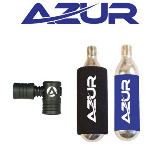 Azur Ezy Air Bike Air Cartridge Set