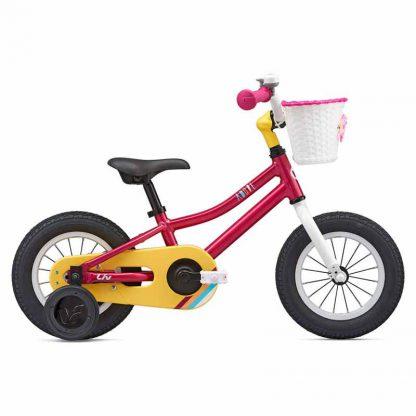 "Liv Adore 12"" Girls bike Pink"
