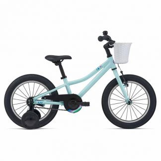 "Liv Adore 16"" Girls bike Green"