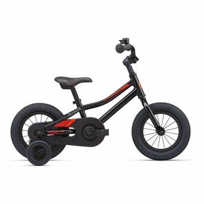 "Giant Animator CB 12"" Boys Bike Black"