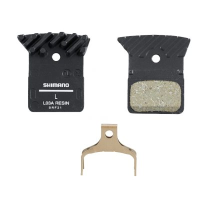 Shimano Disc Brake Pads - L03C with Fins