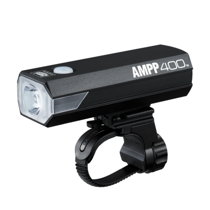 Cateye Ampp400 Front Bike Light