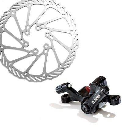 Clarks CMD-21 Front and Rear Mechanical Brake Set 2