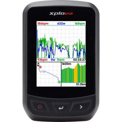 Xplova X3 GPS Cycling Computer 1