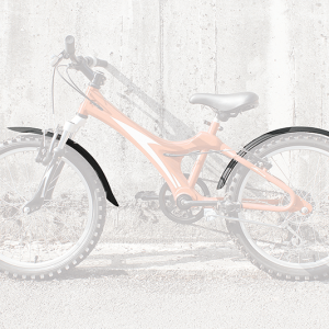 """SKS Velo 55 Kids 20"""" Bike Mud Guards - Bike Mudguards 3"""