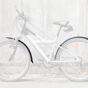 """SKS Velo 55 Kids 24"""" Bike Mud Guard - Bike Mudguard 2"""