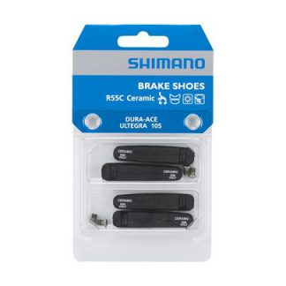 Shimano 105 R55C Ceramic Brake Shoes 2 Pairs 2