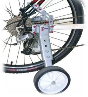 """Adult Training Wheels - 22""""-28"""" Bike Compatible (rated to 100kg)"""