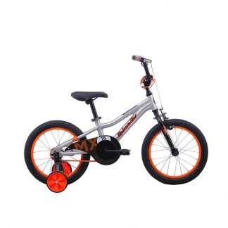 "Malvern Star MX 16 Kids - Boy's 16"" Bike 2021 Alu / Orange"