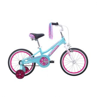 Malvern Star Cruisestar Kids Girls Bike 2021 Green / White