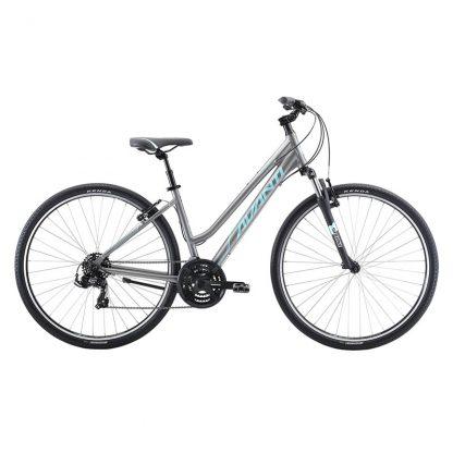 Avanti Bikes Discovery 1 Low Ladies Hybrid Bike 2020