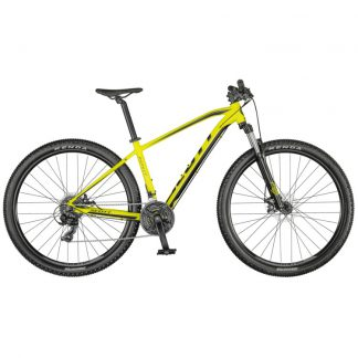Scott Aspect 770 Mountain Bike 2021 - Yellow