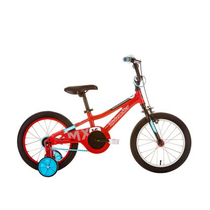 "Malvern Star MX 16 Kids - Boy's 16"" Bike 2021 Red / Blue"