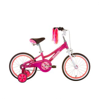 Malvern Star Cruisestar Kids Girls Bike 2021 Purple / White