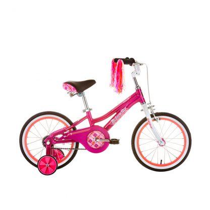 Malvern Star Cruisestar Kids Girls Bike 2021 Purple / White
