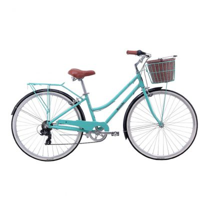Malvern Star Wisp A1 Women's Retro Bike 2021 Green